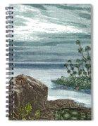 Devonian Period Spiral Notebook