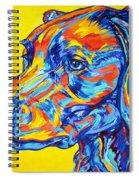 Devoted Friend Spiral Notebook