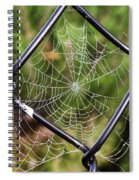 Dew Drop In  Spiral Notebook