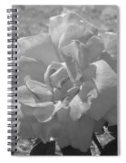 Dew Rose Spiral Notebook