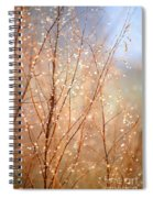 Dewdrop Morning Spiral Notebook