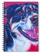 Dexter Spiral Notebook