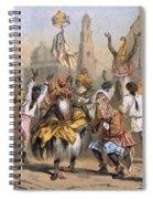 Dia De Reyes, Cuba Spiral Notebook