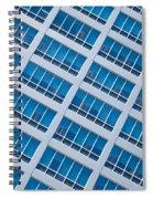 Diagonal View Spiral Notebook