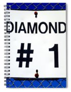 Diamond 1 Spiral Notebook