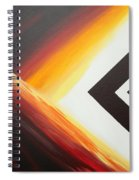 Diamond Fire 1 Spiral Notebook