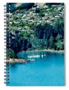 Diamond Harbour Spiral Notebook