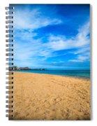 Diamond Head Beauty Spiral Notebook