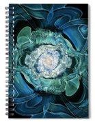 Diamond Nest Spiral Notebook
