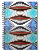 Diamonds In The Rough Spiral Notebook