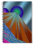 Dibs Spiral Notebook