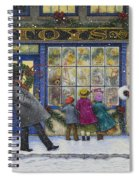 The Toy Shop Spiral Notebook