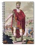 Dictator, 1796 Spiral Notebook
