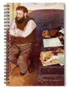 Diego Martelli  Spiral Notebook