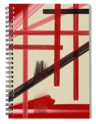 Different Dimensions 9 Spiral Notebook