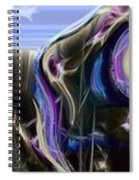 Different Tales Different Scenes Spiral Notebook