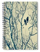 Differing Views Spiral Notebook
