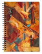 Digital Age Spiral Notebook