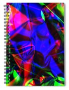 Digital Art-a13 Spiral Notebook