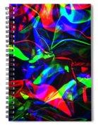 Digital Art-a16 Spiral Notebook