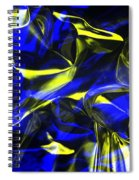 Digital Art-a18 Spiral Notebook