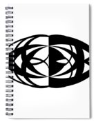 Digital Mono 13 Spiral Notebook