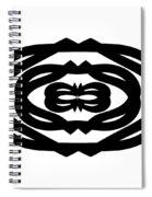 Digital Mono 14 Spiral Notebook