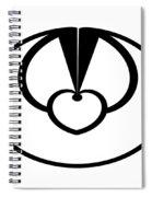 Digital Mono 3 Spiral Notebook