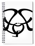 Digital Mono 9 Spiral Notebook