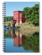 Dillard Mill At Dillard Mill State Spiral Notebook