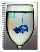 Diluted Spiral Notebook