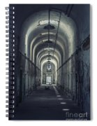Dimensions Of Darkness Spiral Notebook