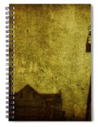 Diminished Dawn Spiral Notebook