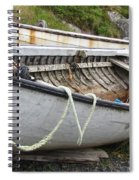 Dinghies Spiral Notebook