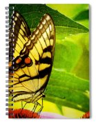Dining With A Friend Spiral Notebook