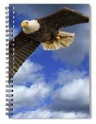Dinner Flight Spiral Notebook