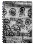 Dinorwig Quarry Workshop V2 Spiral Notebook