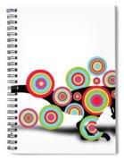 Dinosaur 2 Spiral Notebook