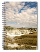 Dinosaur Badlands Spiral Notebook