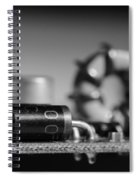 Diode Spiral Notebook