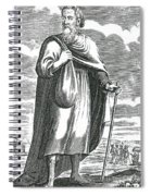 Diogenes Of Sinope, Ancient Greek Spiral Notebook