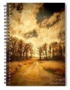 Dirt Road Spiral Notebook