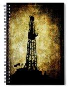 Dirty Derrick Spiral Notebook