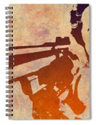 Dirty Harry - 2 Spiral Notebook
