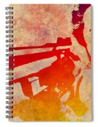 Dirty Harry - 4 Spiral Notebook