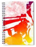 Dirty Harry Spiral Notebook
