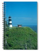 Disappointment Lighthouse In Washington State Spiral Notebook