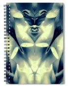 Disassociative State Spiral Notebook