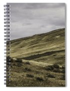 Disaster Peak Road Valley Spiral Notebook