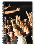 Disciple-kevin-8779 Spiral Notebook